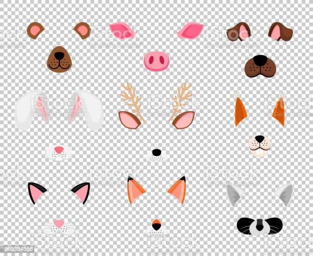 Animals face masks set on transparent vector id965384556?b=1&k=6&m=965384556&s=612x612&h=pimpvrs9m1pcaj07ugehmpjmfsga8bzhphqb60tp8nu=