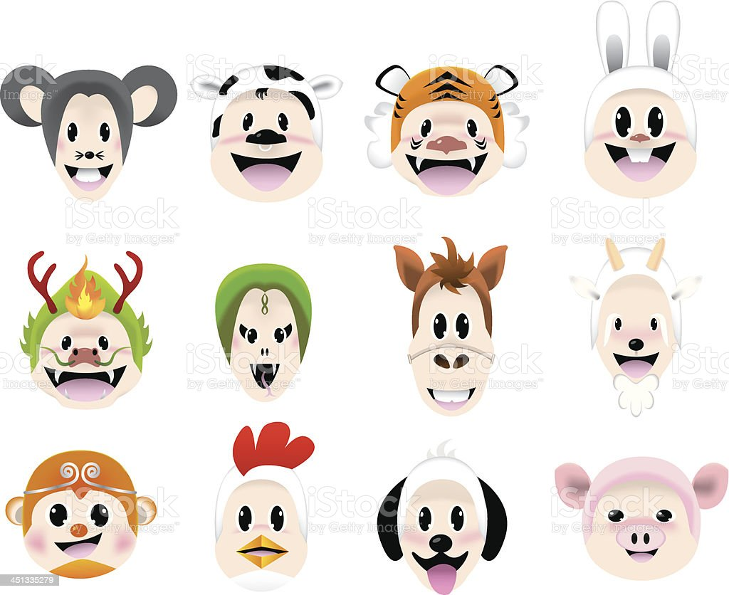 animals of years royalty-free animals of years stock vector art & more images of animal