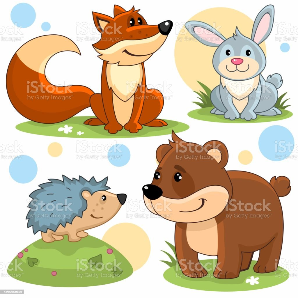 Animals part 1 royalty-free animals part 1 stock vector art & more images of animal