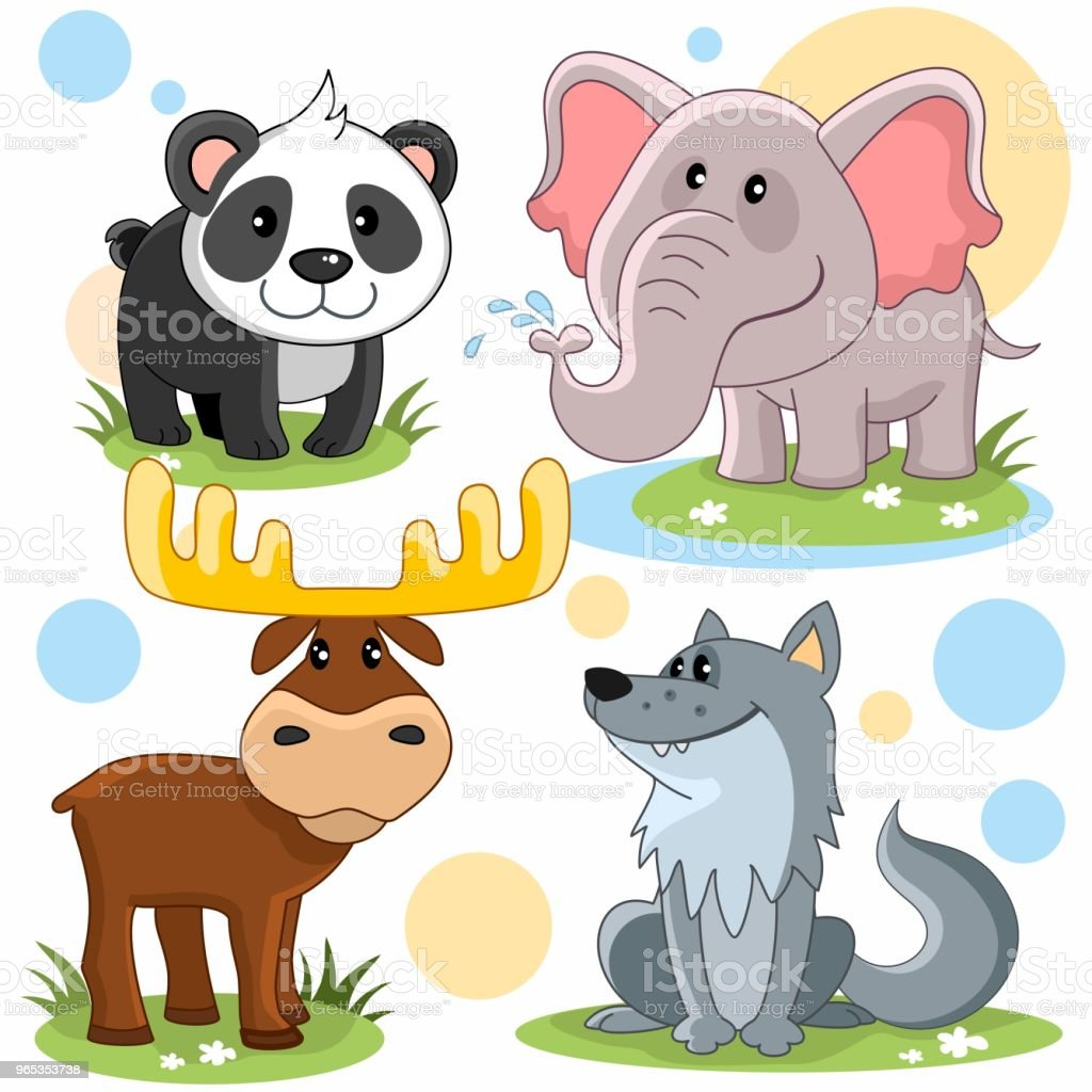 Animals part 3 royalty-free animals part 3 stock vector art & more images of animal