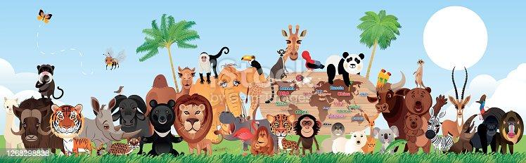 istock Animals 1268298838