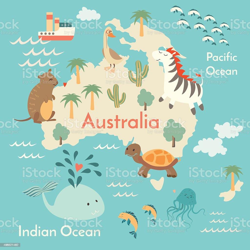 Ilustracin de animales mapa mundial australia ilustracin vectorial animales mapa mundial australia ilustracin vectorial ilustracin de animales mapa mundial australia ilustracin vectorial gumiabroncs Images