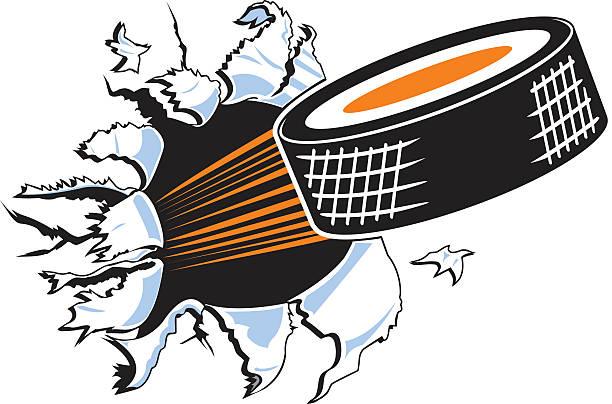 illustrations, cliparts, dessins animés et icônes de palet de hockey - hockey