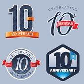 Anniversary - 10 Years