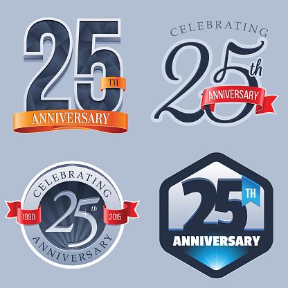 Anniversary  25 Years
