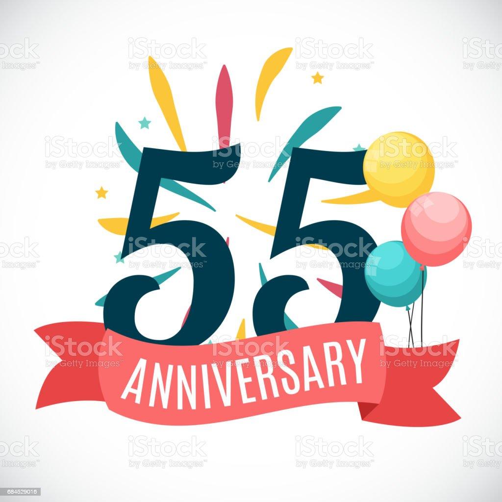 modele lettre anniversaire 55 ans