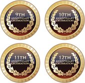 Anniversary Celebration Medal Collecton