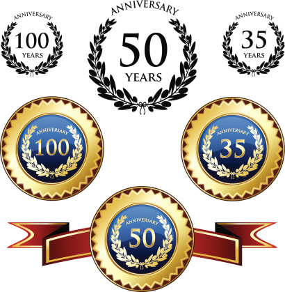 Anniversary Celebration Medals
