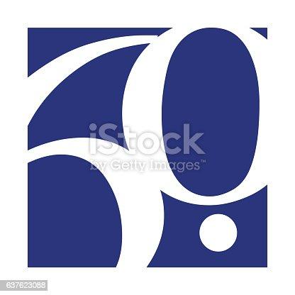 istock Anniversary Template 637623088