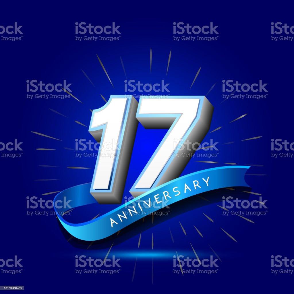 17 Geburtstag Mit Band Geburtstag Vorlage Design Für Web Spiel ...