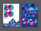 annual report 2020 ,future, business, template layout design, cover book. vector illustration,presentation abstract flat background.