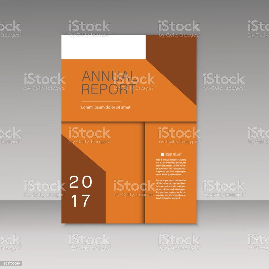 Jährlichen Bericht Business Broschüre Vorlage Buchpräsentation In ...