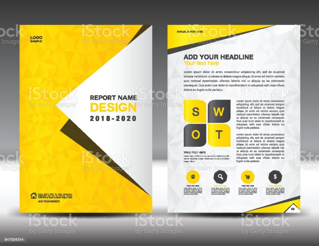 For Dummies Book Cover Design Template