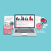 istock Annual Report Target Concept 1312104683