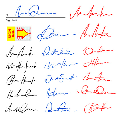 Anonymous Signatures