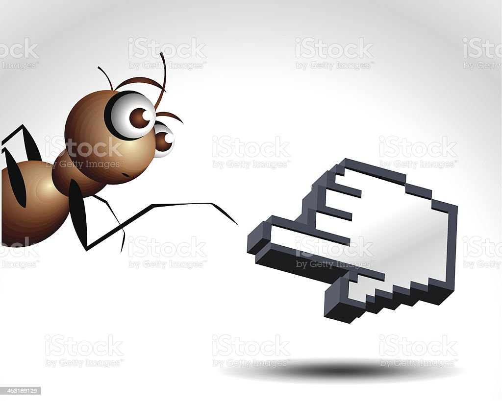 Ant Character royalty-free ant character stock vector art & more images of abstract