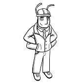 Master Chief Helmet Drawing Free Download Best Master