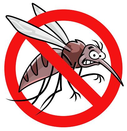 Anti-Mosquito Sign