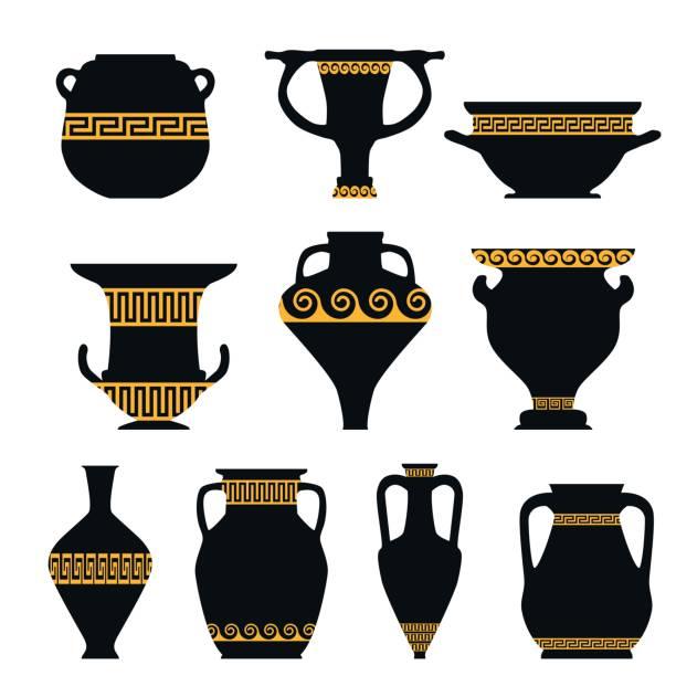 陶器 イラスト素材 Istock