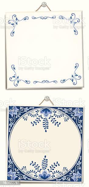 Antique dutch delft blue text tiles vector id165622761?b=1&k=6&m=165622761&s=612x612&h=zqq1hbwbnjbrbpaugtkkkab lge8qxu3 h1wexc 8qm=