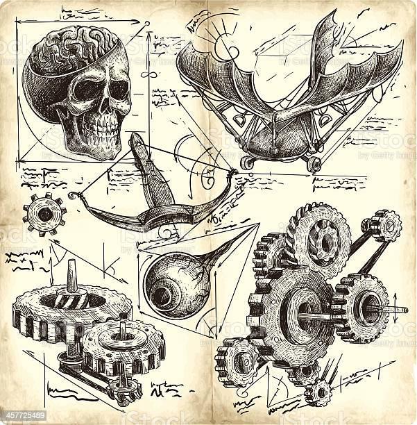 Antique engineering drawings vector id457725489?b=1&k=6&m=457725489&s=612x612&h=y0jd0a3bsdntceb3uvx7dv 00zoo8c4qikkaypouj14=