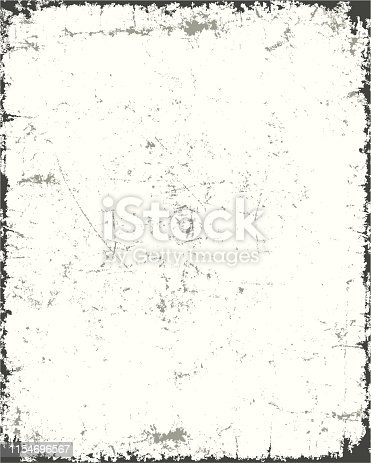 Antique paper background in white color with scratches