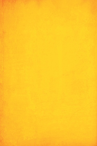 Antique look golden yellow colored abrasive wall textured vector backgrounds