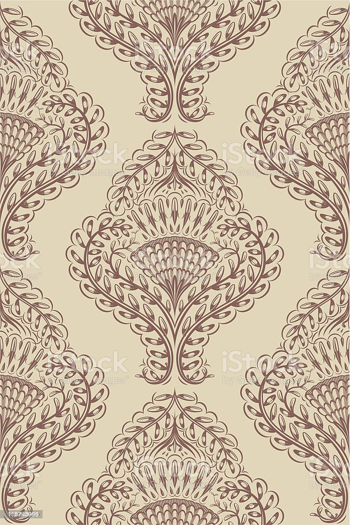 Antique Pattern royalty-free antique pattern stock vector art & more images of backgrounds