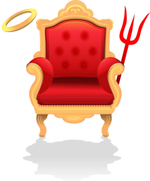 Royalty free throne chair clip art vector images for Throne chair plans