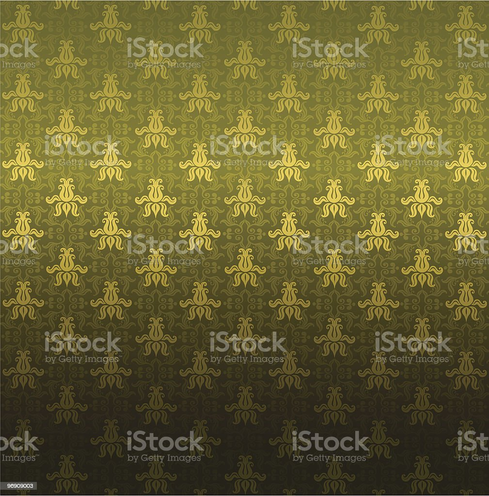 Antique wallpaper pattern royalty-free antique wallpaper pattern stock vector art & more images of abstract