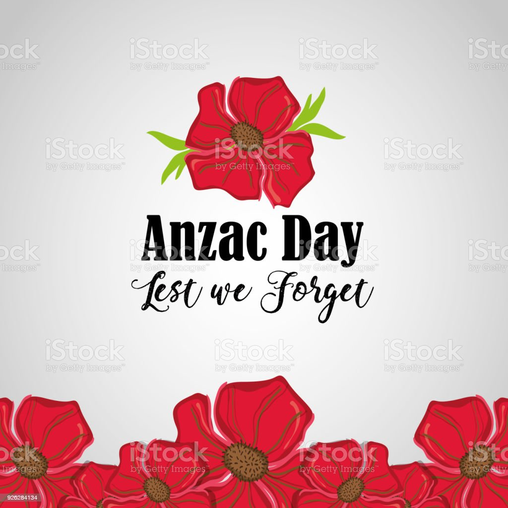 Anzac holiday to military remembrance war stock vector art more anzac holiday to military remembrance war royalty free anzac holiday to military remembrance war stock mightylinksfo
