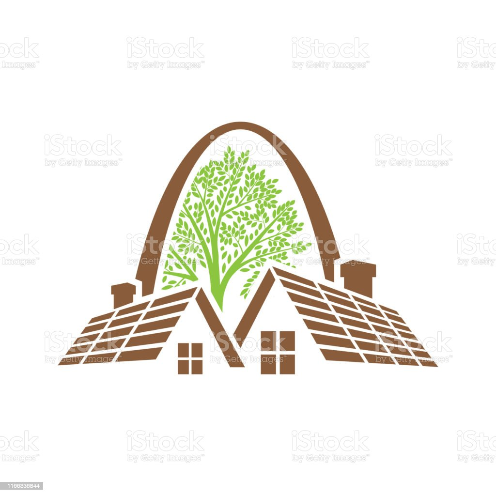 Apartment House Real Estate Home Realty Logo Design Vector Concept And Idea Stock Illustration Download Image Now