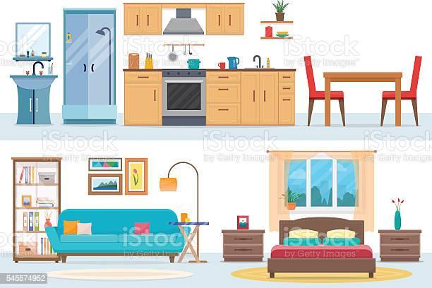Apartment inside vector id545574952?b=1&k=6&m=545574952&s=612x612&h=kz8pcyvol3yxlttkonubhtybv7bndqsxl vtt3pkhik=