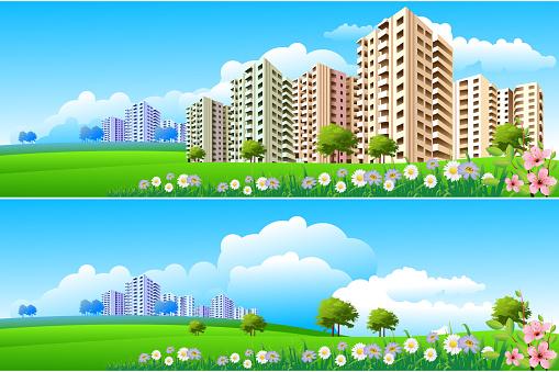 Apartments/Skyline