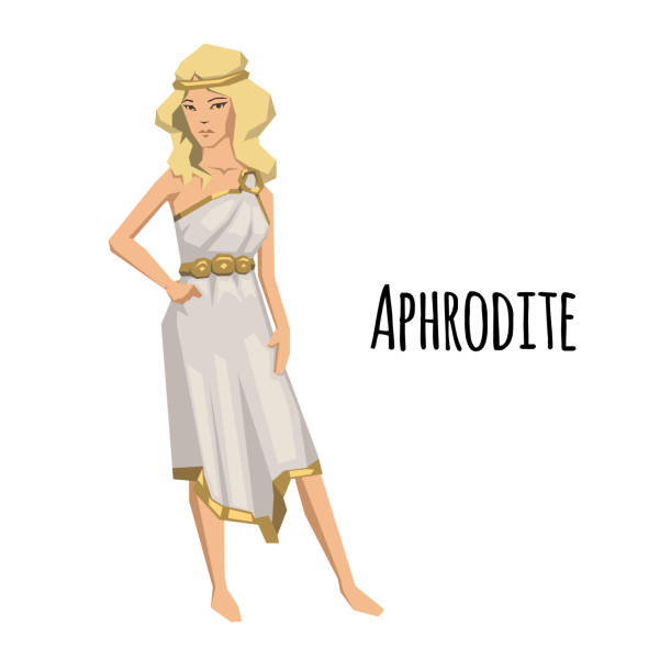Best Aphrodite Illustrations, Royalty-Free Vector Graphics ...