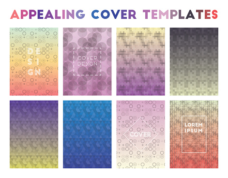 Appealing Cover Templates.
