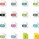 Appico icons — Computer files