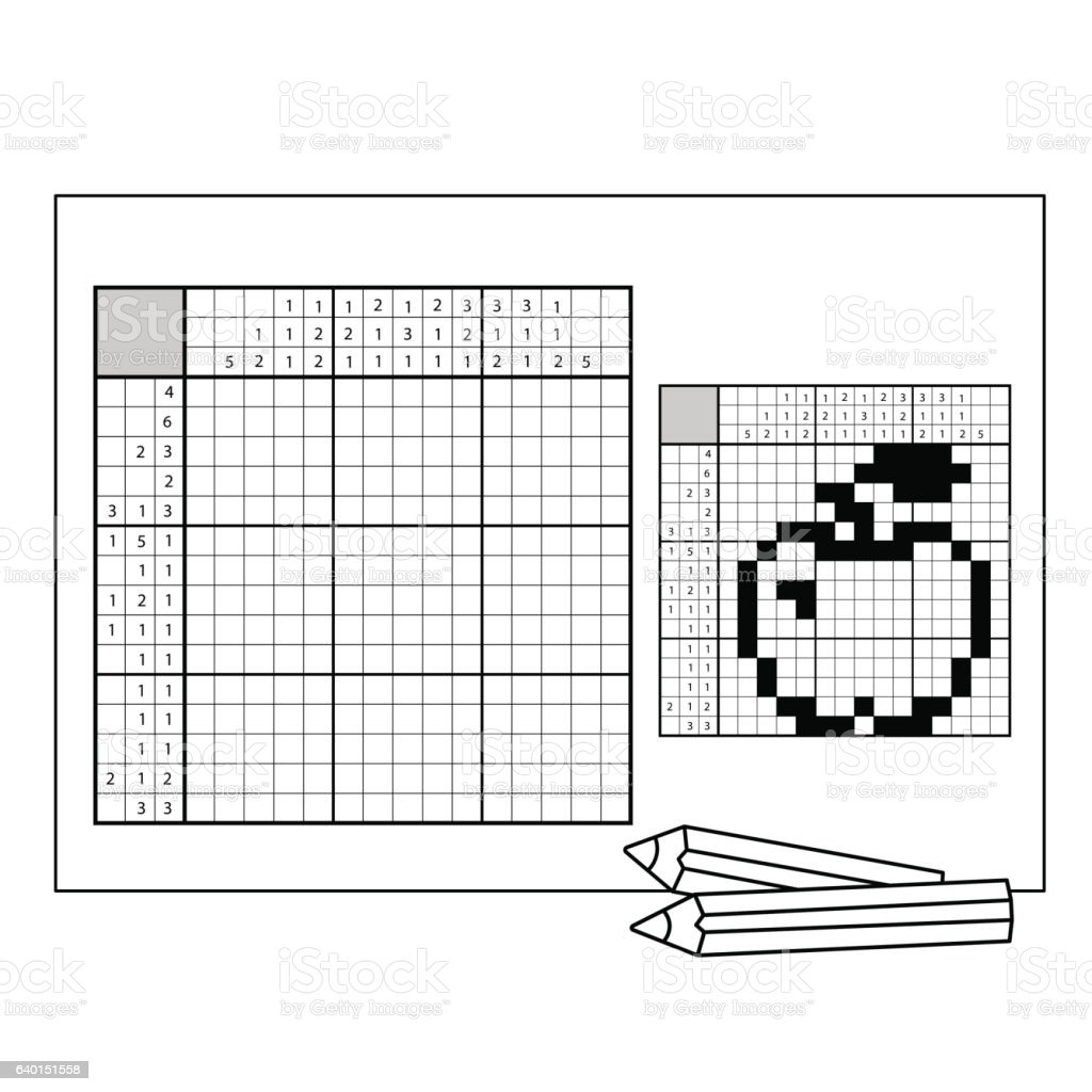 How to solve Japanese crossword puzzles