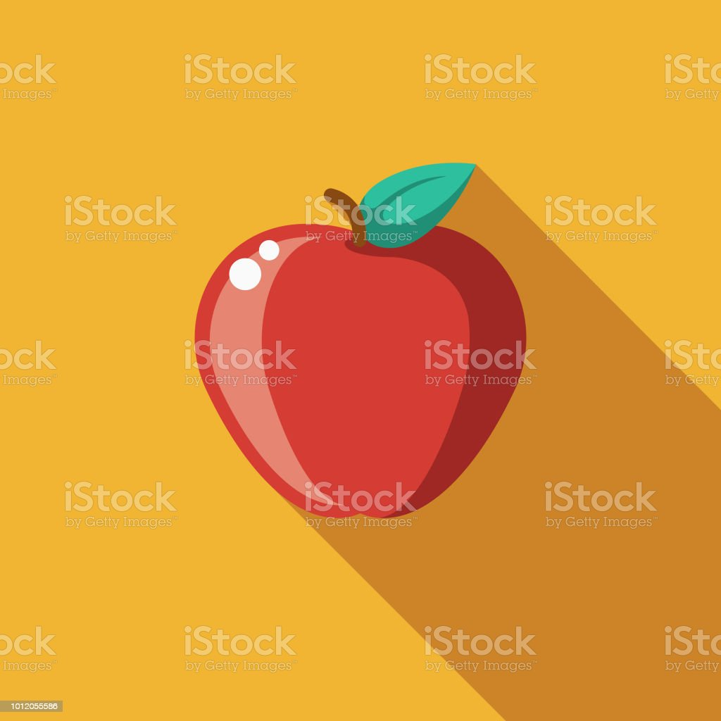 Apple Flat Design Germany Icon Stock Vector Art & More