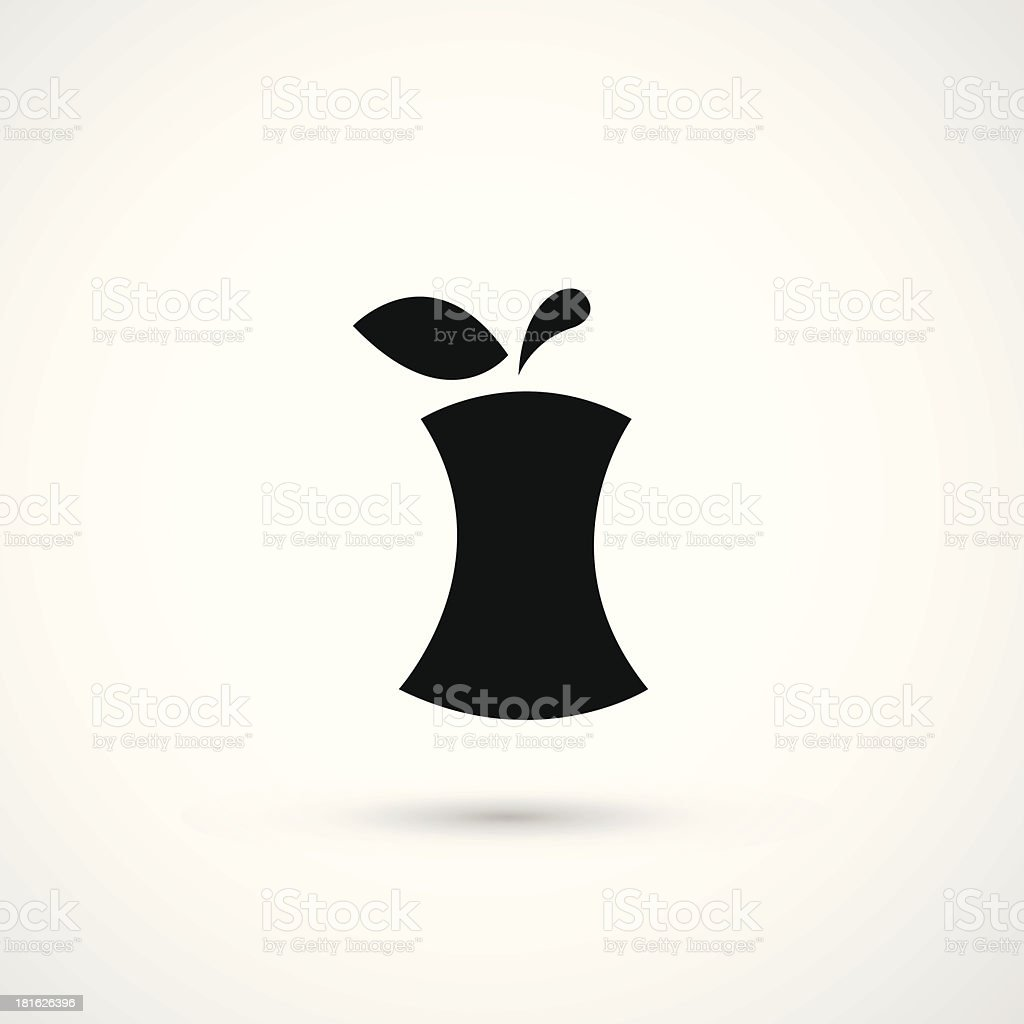 Apple Icon royalty-free apple icon stock vector art & more images of apple - fruit