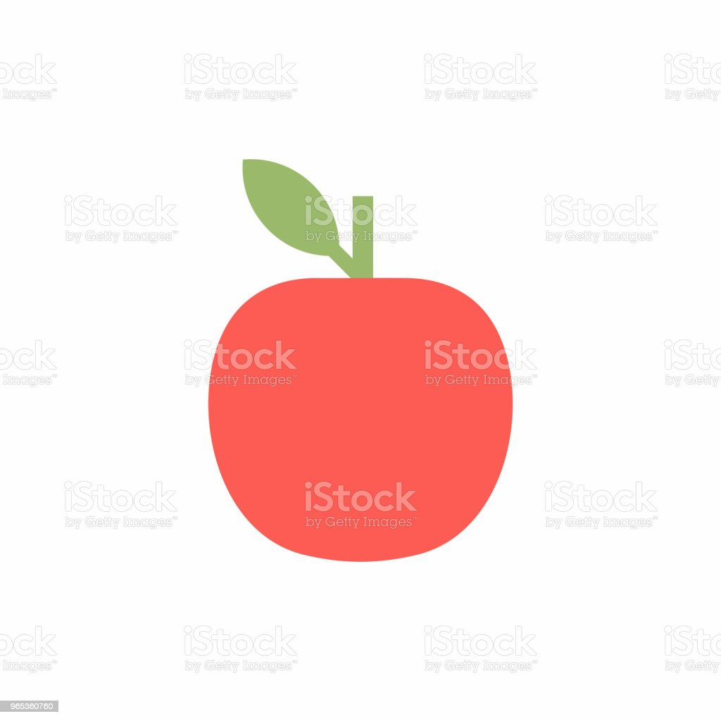 Apple icon royalty-free apple icon stock vector art & more images of abstract