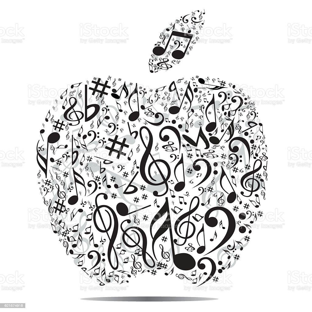 Apple  apple – cliparts vectoriels et plus d'images de aliment libre de droits