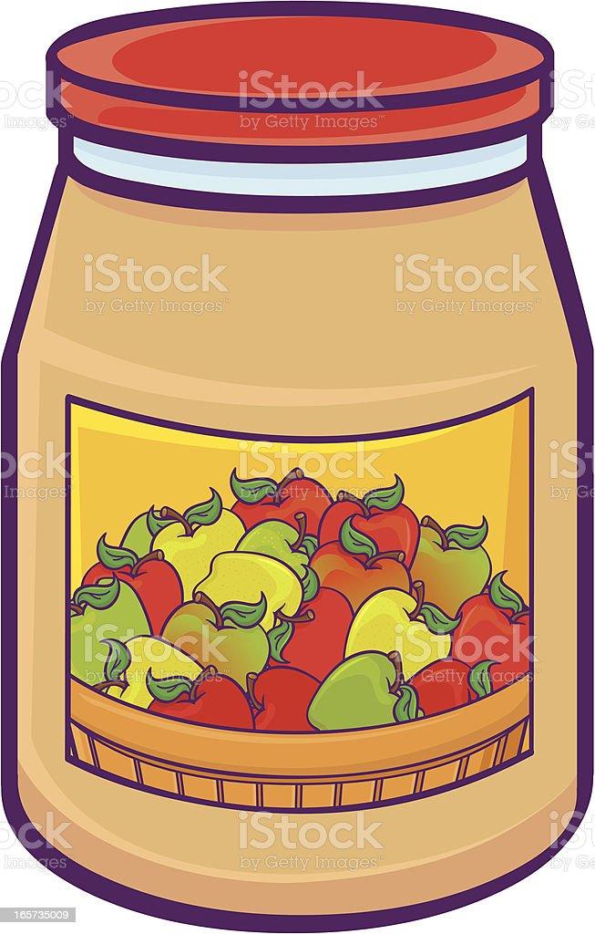 royalty free apple sauce clip art vector images illustrations rh istockphoto com criss cross applesauce clipart applesauce clipart free