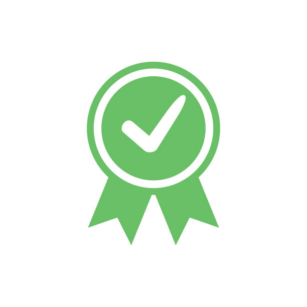 Best Certification Icon Illustrations, Royalty-Free Vector