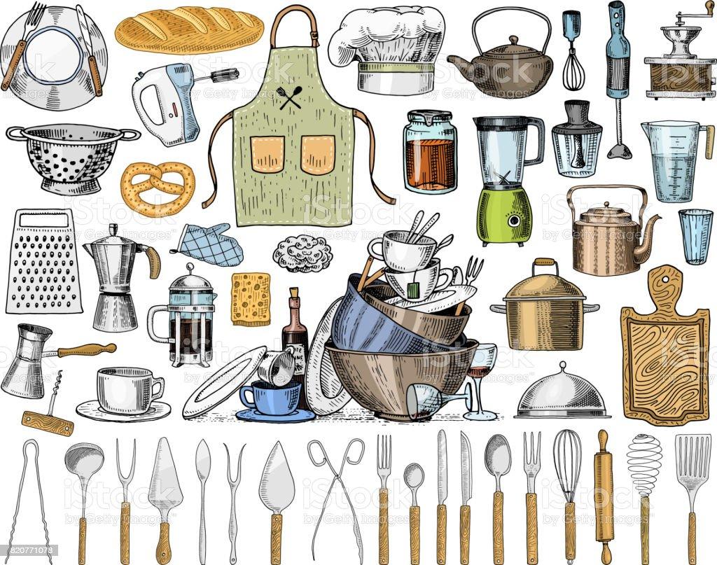Utensilios de cocina vintage affordable utensilios de for Utensilios de cocina vintage