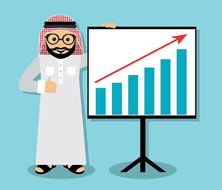Arab business presentation