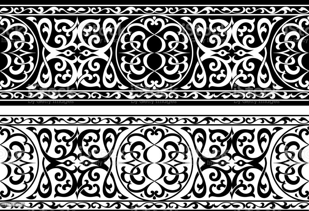 Arabian or persian ornament royalty-free arabian or persian ornament stock vector art & more images of antique