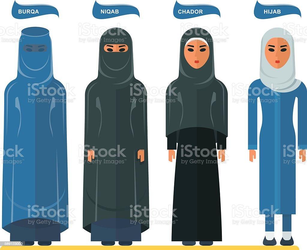 Royalty Free Burka Clip Art, Vector Images & Illustrations ...