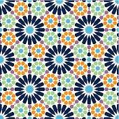 istock Arabic mosaic 165724559
