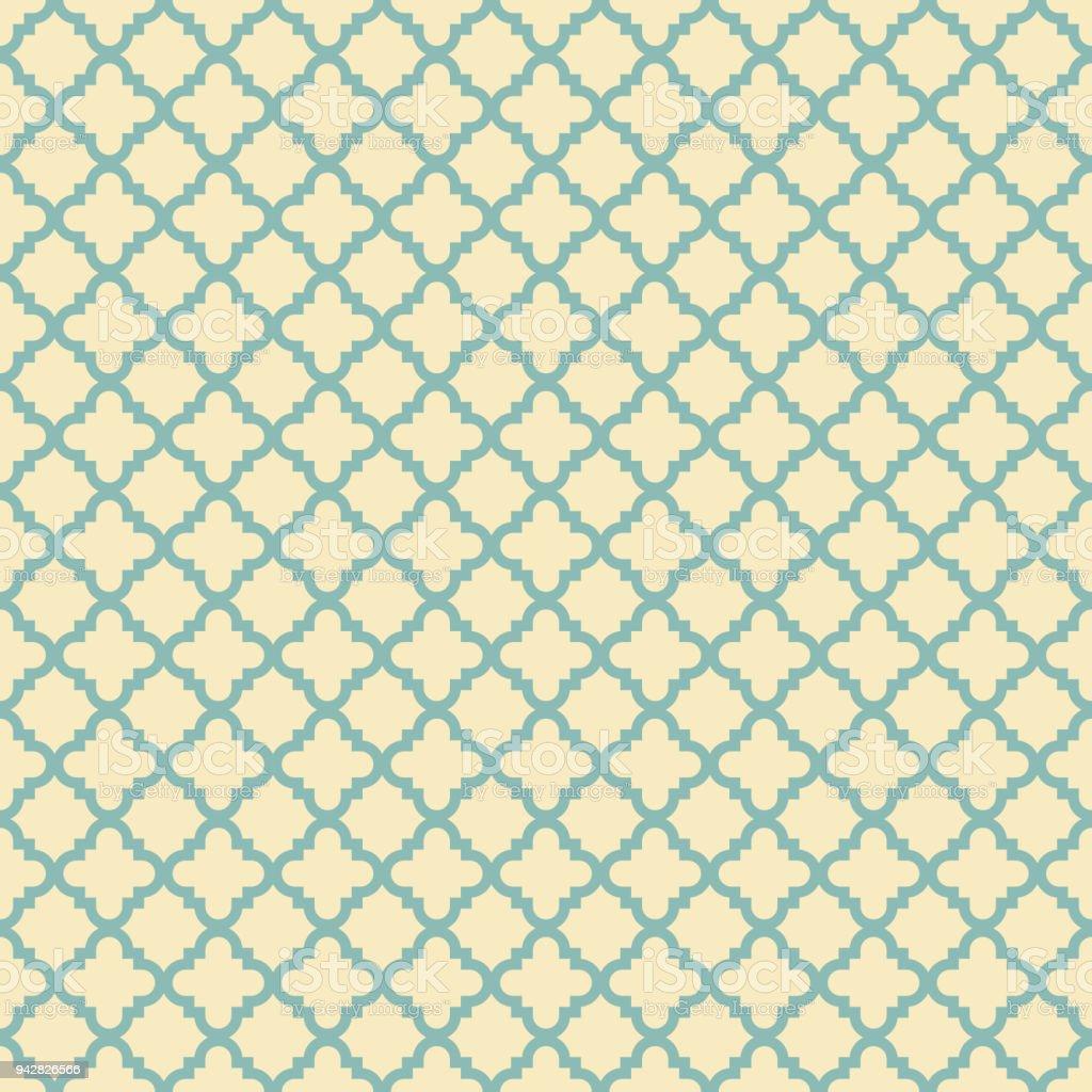 Arabische Geometrische Musterdesign Für Tapete Verpackung